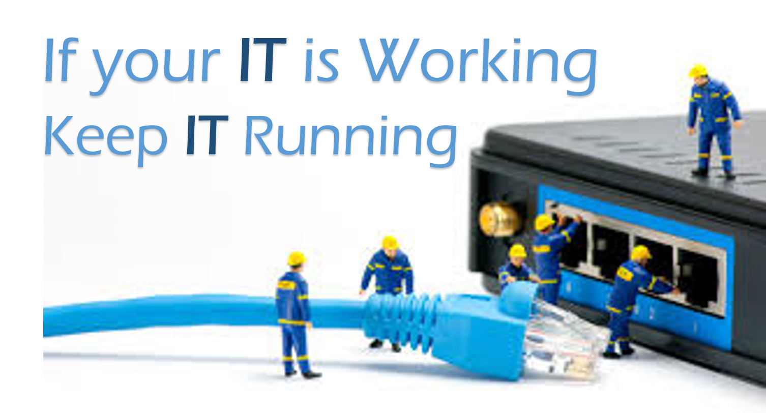 Network equipment maintenance programs
